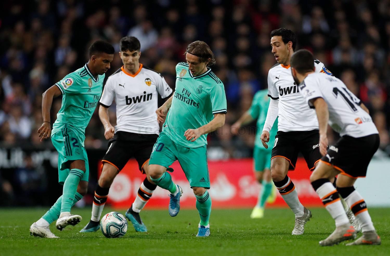 прогноз на 19.09.2021. «Валенсия» - «Реал Мадрид»