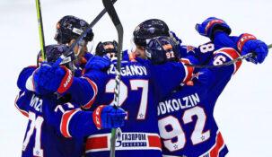 Игроки Fonbet уверены в том, что СКА обыграет «Салават Юлаев» в поединке регулярки КХЛ