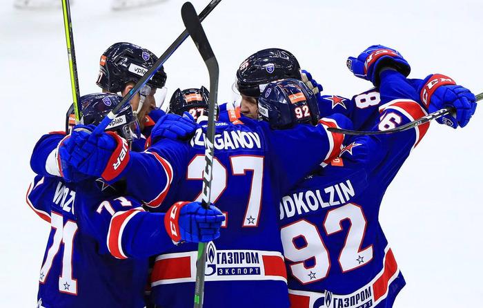Прогноз на матч СКА - Локомотив. 05.10.2021