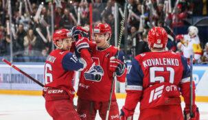 Клиенты Fonbet не сомневаются в том, что «Локомотив» разнесет «Витязь» в матче регулярки КХЛ