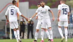 Игроки Fonbet уверены в том, что «Реал» возьмет верх над «Сельтой» в матче 4-го тура Примеры