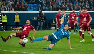Игроки «Фонбета» не сомневаются в том, что «Зенит» переиграет «Рубин» в матче 8-го тура РПЛ
