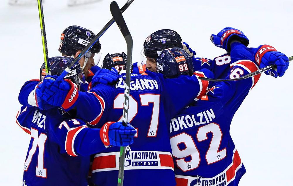 Прогноз на матч СКА - Динамо Москва. 13.10.2021