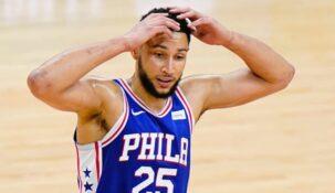 Бен Симмонс принял окончательное решение покинуть «Филадельфию»