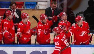 Клиенты «Фонбет» считают, что «Спартак» разделается с «Нефтехимиком» в предстоящей игре регулярки КХЛ