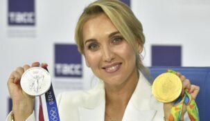 Российская теннисистка Елена Веснина лишилась Олимпийских наград