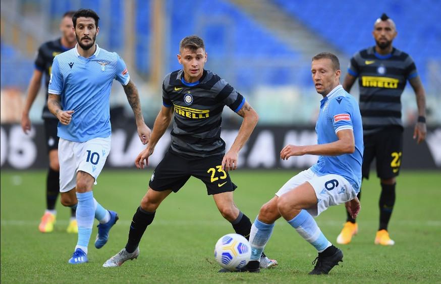 прогноз на 16.10.2021. «Лацио» - «Интер»
