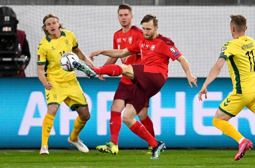 прогноз на 12.10.2021. Литва – Швейцария