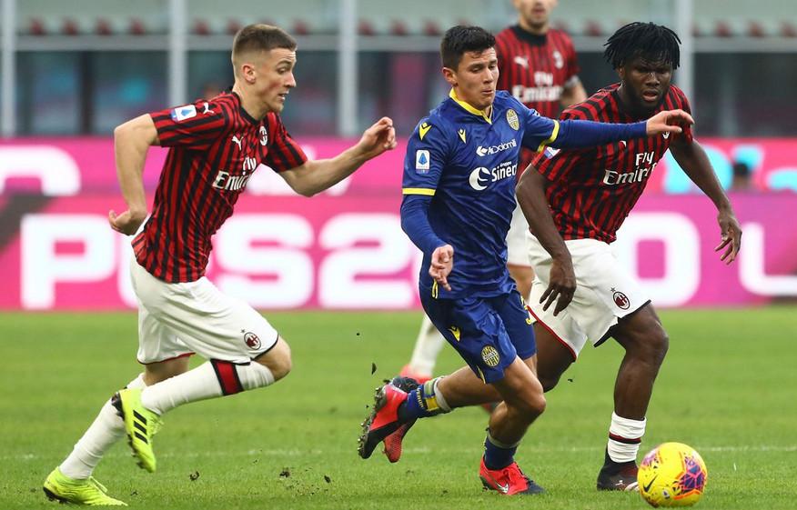 прогноз на 16.10.2021. «Милан» - «Верона»