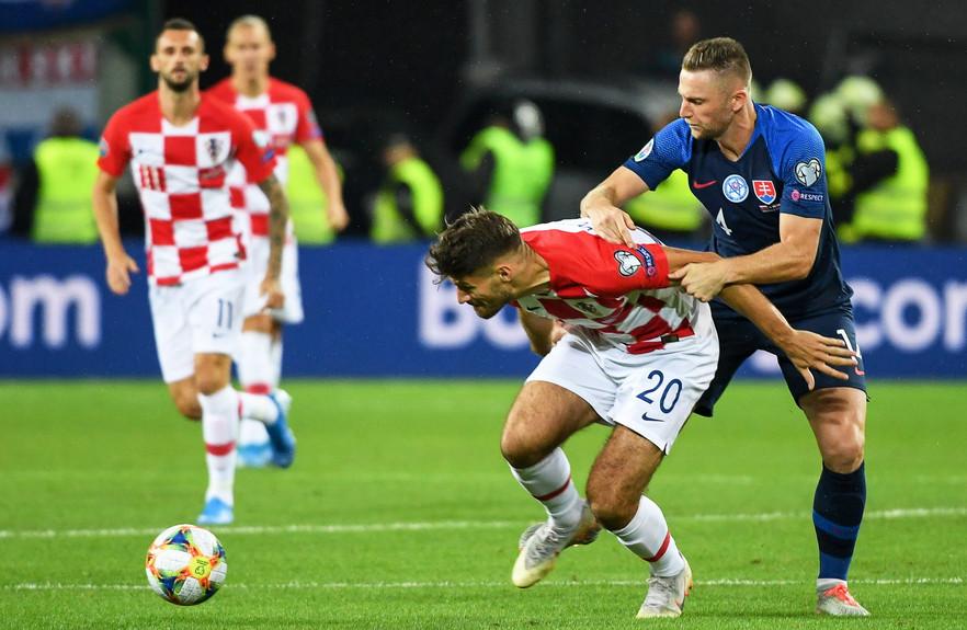 прогноз на 11.10.2021. Хорватия – Словакия