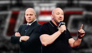 Емельяненко заявил, что Дана Уайт хочет провести бой с его участием в UFC