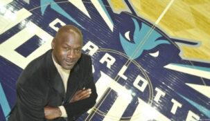 Майкл Джордан не теряет надежды выиграть чемпионат НБА с «Шарлотт»