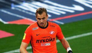 Комментатор Шмурнов: Максименко – это вообще не вратарь