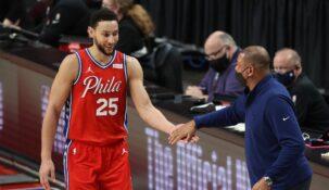 Док Риверс: мне хочется, чтобы Симмонс вновь играл за «Филадельфию»