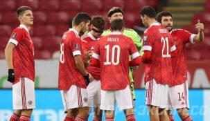 Игроки «Фонбет» предполагают, что Россия уступит Словении в выездном матче отбора к ЧМ-2022